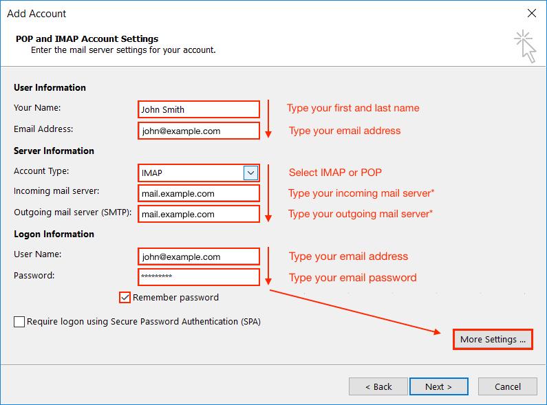how to setup a windows live account