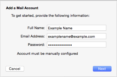 Step 1 – Collecting Required Details