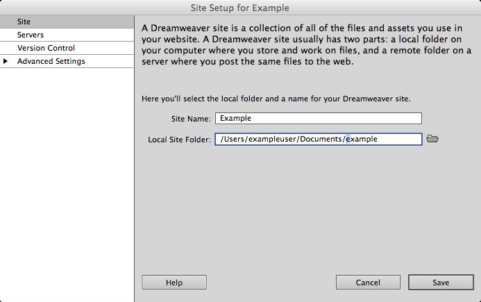 how to use dreamweaver cc