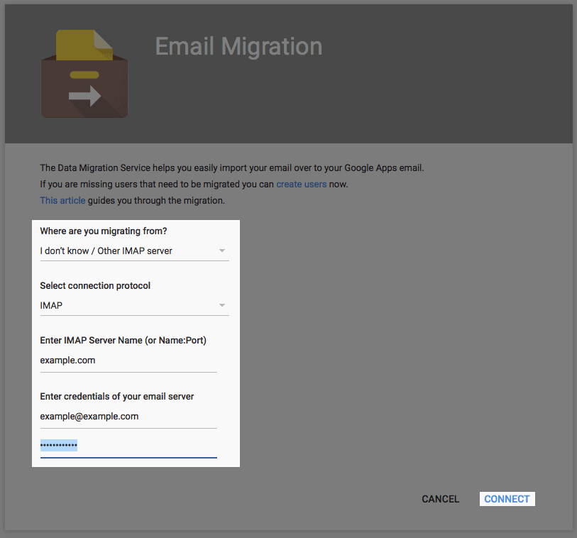 How To Import Mail into G Suite (formerly Google Apps