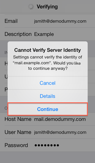 How To Setup Email On iOS Devices - Apple iPhone, iPad Email