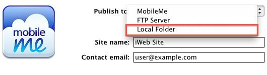 Easy iweb publisher download mac.