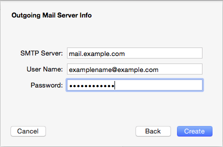 how to find my outgoing mail server