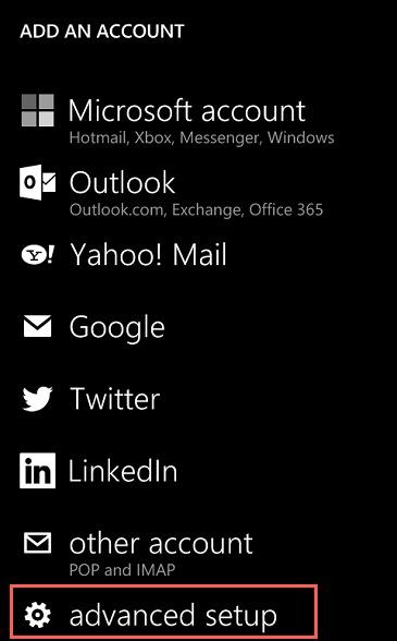 setup email on windows phone 8  u2013 national black coalition
